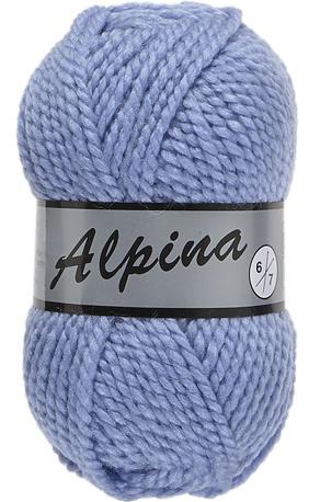 Lammy Yarns Alpina 6: kleur 012