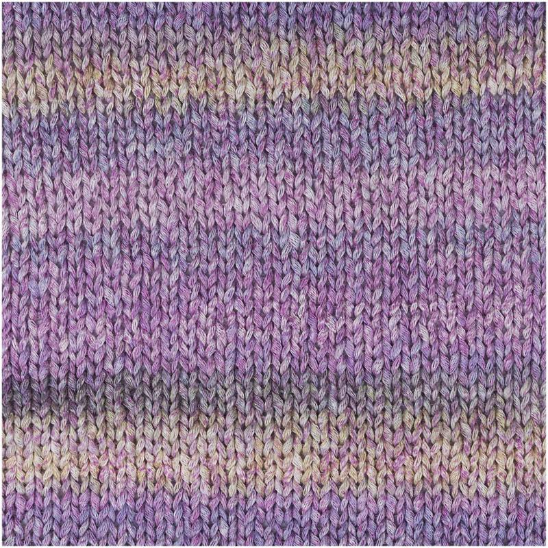 Rico Creatieve Cotton Colour Coated 002 lila mix