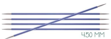 Knitpro Zing breinaalden zonder knop 4.5mm