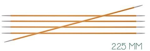 Knitpro Zing breinaalden 15cm zonder knop 2.25 mm