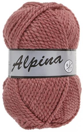 Lammy Yarns Alpina 6: kleur 730