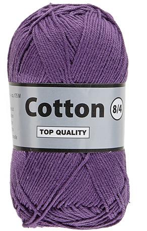 Lammy Yarns: Cotton 8/4 - kleur 849
