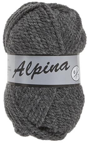 Lammy Yarns Alpina 6: kleur 002
