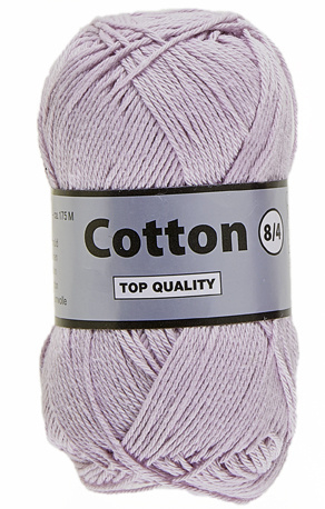 Lammy Yarns: Cotton 8/4 - kleur 063