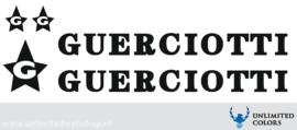 Guerciotti oud lettertype