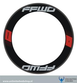 FFWD F6D stickerset FULL