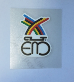 Eddy Merckx headbadge sticker
