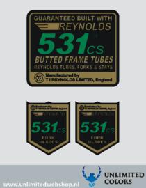 Reynolds 531 CS