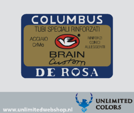 44. Columbus De Rosa BRAIN