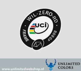 UCI Wilier Zero WIL-ZERO-RD