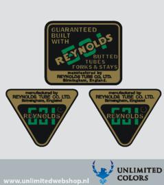 Reynolds 531 2