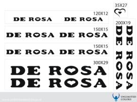 De Rosa stickers