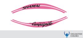 Campagnolo shamal stickerset