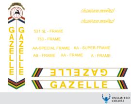 Gazelle Champion Mondial
