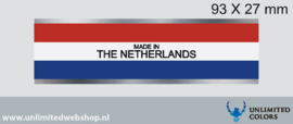 Made in the Netherlands 8