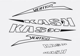 Kask Vertigo helmstickers