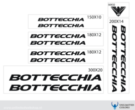 Bottecchia stickers