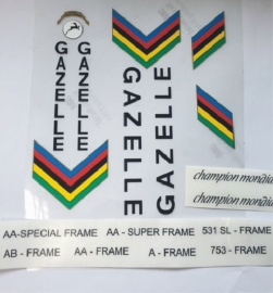Gazelle Champion Mondial 2
