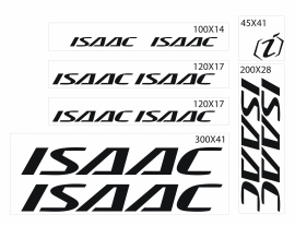 Isaac stickers