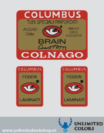 15. Columbus Colnago BRAIN