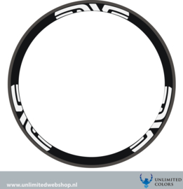 Enve rim stickerset 2, 6 pieces