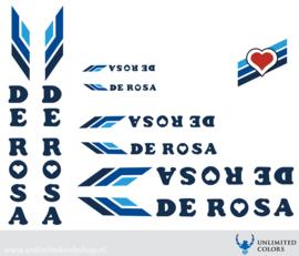 De Rosa blue