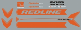 Redline stickers