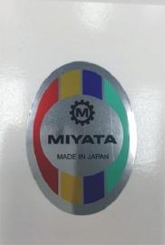 Miyata headbadge sticker