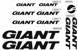 Giant stickers