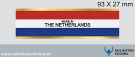 Made in the Netherlands 9