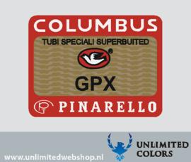 43. Columbus Pinarello GPX