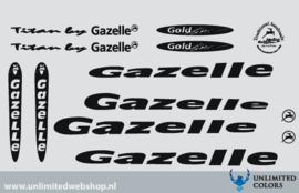 Gazelle Gold line