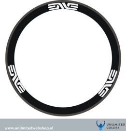 Enve rim stickerset, 6 pieces
