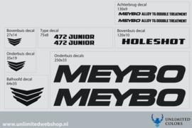 Meybo 2021 decalset 472 Junior