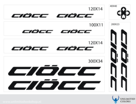 Ciocc sticker