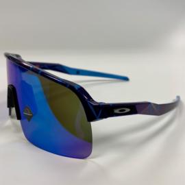 Oakley Sutro Lite - Splatter Metallic Blue