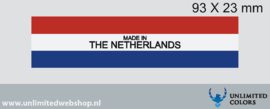 Made in the Netherlands 7