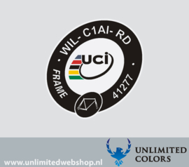UCI Wilier Cento 1 air WIL-C1AI-RD