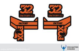 Fox factory 32 2018