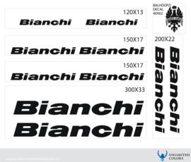 Bianchi stickers