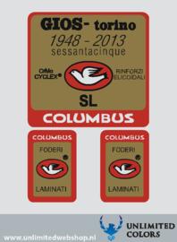 45. Columbus Gios Torino SL