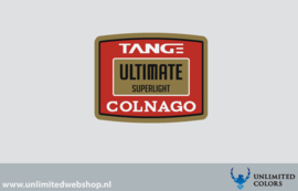 Tange Colnago Ultimate Superlight  sticker
