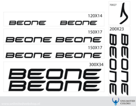 Beone stickers