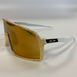 Oakley Sutro - 24K Gold White Edition