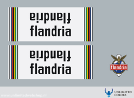 Flandria stickers