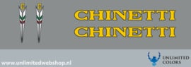 Chinetti stickerset