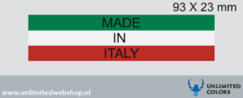 Made in Italy 14
