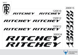 Ritchey stickerset