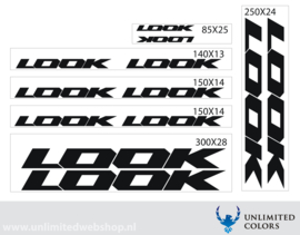 look new font stickers