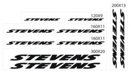 Stevens stickers